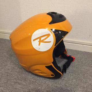 ロシニョール(ROSSIGNOL)のROSSIGNOL【ロシニョール】キッズスキーヘルメット(アクセサリー)