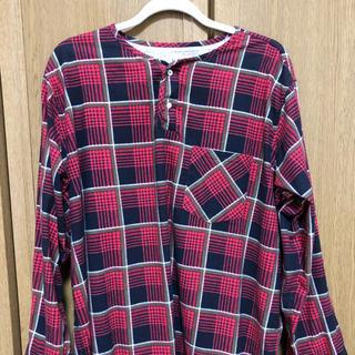 ネペンテス(NEPENTHES)のsouth2west8 チェックシャツ ネルシャツ プルオーバー(シャツ)