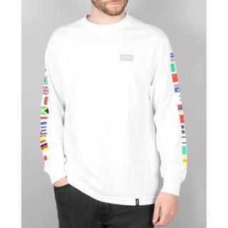 ハフ(HUF)の新品 s HUF 長袖tシャツ ロンt(Tシャツ/カットソー(七分/長袖))