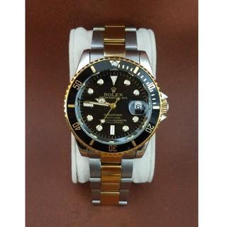 ロレックス(ROLEX)のノーブランド ROLEX サブマリーナ コンビ 腕時計 メンズウォッチ(腕時計(アナログ))