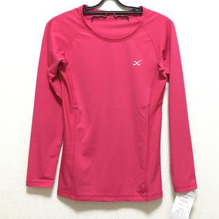 シーダブリューエックス(CW-X)の新品❣️CWX スポーツシャツ  トレーニング(ウェア)
