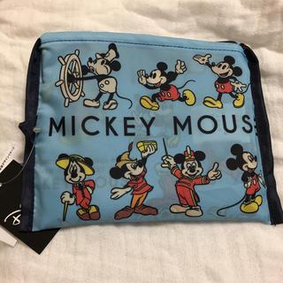 ディズニー(Disney)の【即決OK】ヴィンテージ    ミッキー ミニー エコバッグ(エコバッグ)