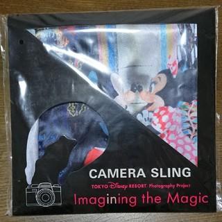ディズニー(Disney)のカメラストラップ カメラスリング ディズニー(その他)