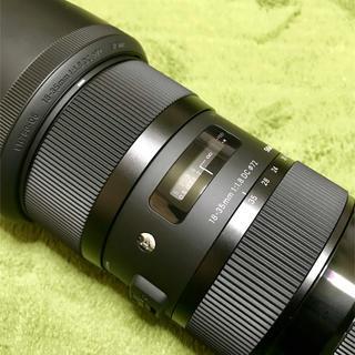 シグマ(SIGMA)のSIGMA 標準ズームレンズ Art 18-35mm F1.8 (レンズ(ズーム))