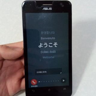 ASUS - Zenfone5 LTE (A500KL) 8GB+2GB SIMフリースマホ