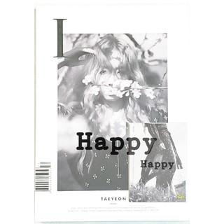 ショウジョジダイ(少女時代)のTAEYEON∞1ST MINI ALBUM「I」(^ー^)テヨン:少女時代♪(K-POP/アジア)