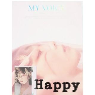 ショウジョジダイ(少女時代)のTAEYEON∞1ST ALBUM「MY VOICE」(^ー^)テヨン:少女時代(K-POP/アジア)