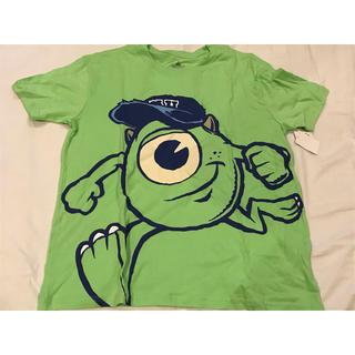 ディズニー(Disney)の新品 海外ディズニー限定 モンスターズインク マイク Tシャツ(Tシャツ/カットソー(半袖/袖なし))