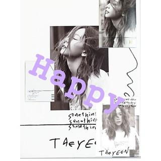 ショウジョジダイ(少女時代)のTAEYEON∞3rd mini Album「Something  New」^^(K-POP/アジア)