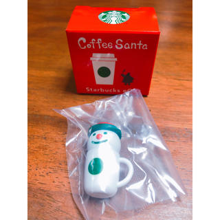 スターバックスコーヒー(Starbucks Coffee)のスターバックス◯eギフト◯雪だるま(ノベルティグッズ)