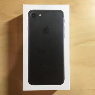 Apple - iPhone 7 Black 128GB SIMフリー