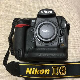 Nikon D3 プロ機  美品