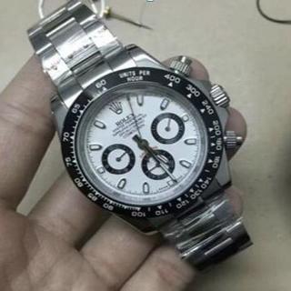 ロレックス(ROLEX)のロレックスウォッチ 腕時計 防水 自動巻きオートマチックIWC ウブロ(腕時計(アナログ))