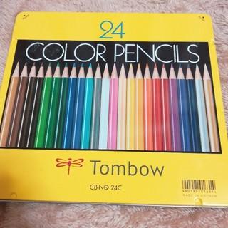 トンボエンピツ(トンボ鉛筆)のトンボ鉛筆 色鉛筆 24色(色鉛筆 )