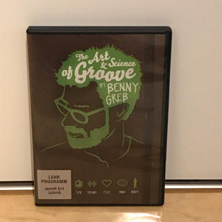 ベニーグレブ 教則DVD The Art & Science of Groove(その他)