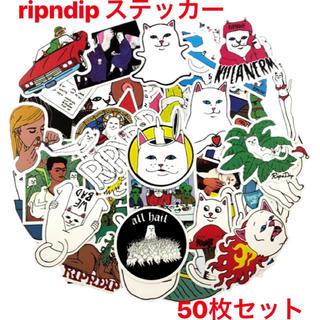 ハフ(HUF)のripndip sticker 新品未使用(Tシャツ/カットソー(半袖/袖なし))