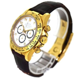 ロレックス(ROLEX)のロレックス デイトナ 自動巻 メンズ 腕時計(腕時計(アナログ))