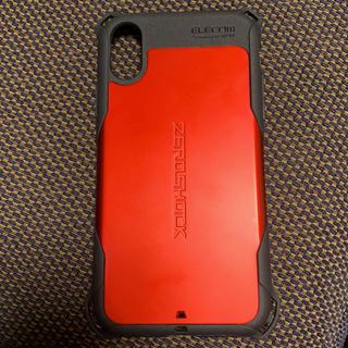 エレコム(ELECOM)のiPhoneケース zeroshock(iPhoneケース)