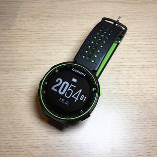 ガーミン(GARMIN)の中古 Garmin ForeAthlete 235J(腕時計(デジタル))