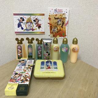 デイジー(Daisy)の【非売品】東京ディズニーリゾート35周年 💞『アメニティグッズ』セット(キャラクターグッズ)