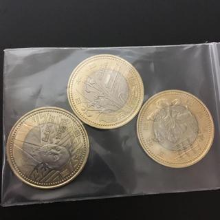 記念硬貨 愛知 青森 佐賀(貨幣)