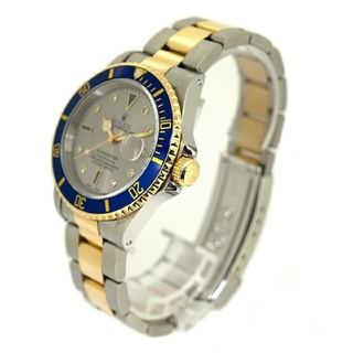 ロレックス(ROLEX)のロレックス サブマリーナ  ダイヤ サファイア(腕時計(アナログ))