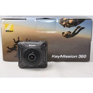 ニコン(Nikon)の展示品☆Nikon ニコン KeyMission 360 アクションカメラ(ビデオカメラ)