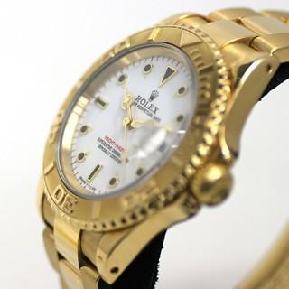 ロレックス(ROLEX)の【ROLEX】ロレックス ヨットマスター自動巻き(腕時計(アナログ))