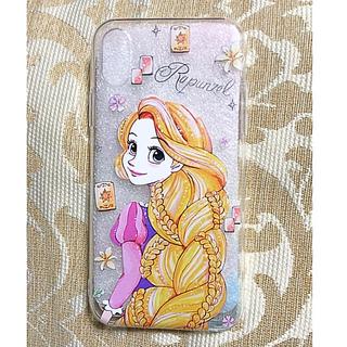 Disney - ラプンツェル iPhoneXSケース