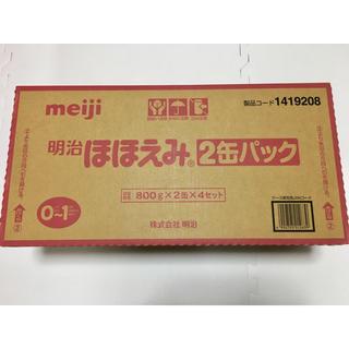 メイジ(明治)の明治 ほほえみ 800g×2缶 4セット(その他)