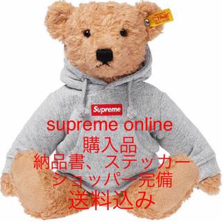 シュプリーム(Supreme)の新品未使用 Supreme/Steiff Bear(その他)