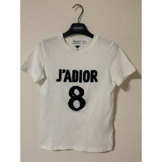 Christian Dior - ☆希少☆クリスチャンディオール J'adior 8 ロゴ Tシャツ☆完売☆