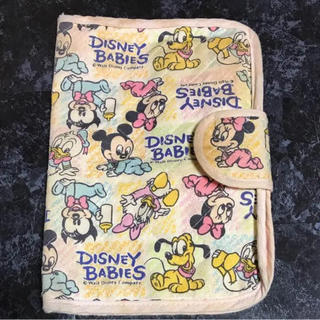 ディズニー(Disney)の母子手帳ケース ミッキー(母子手帳ケース)