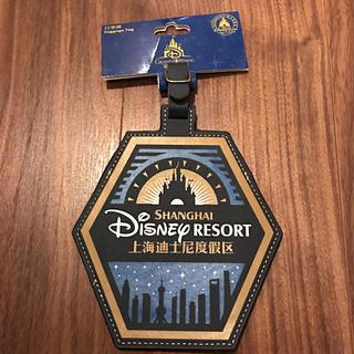 ディズニー(Disney)の新品 上海ディズニーランド スーツケース用ネームタグ(旅行用品)