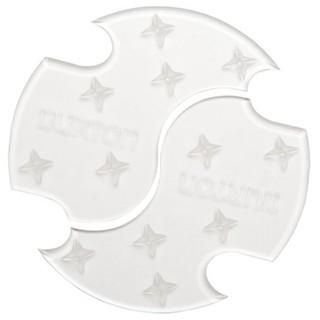 バートン(BURTON)のBURTON バートン【SPLIT MATS】透明 デッキパッド(アクセサリー)