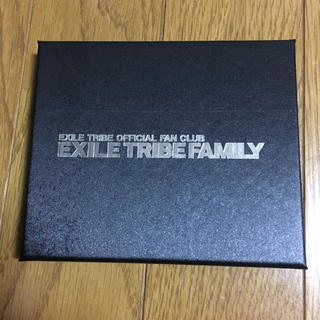 エグザイル トライブ(EXILE TRIBE)のEX family パスケース(パスケース/IDカードホルダー)
