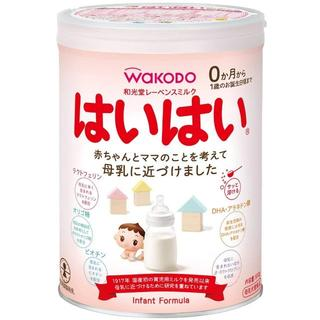 和光堂 レーベンスミルク はいはい 粉ミルク [0ヶ月から1歳頃] 810g (その他)