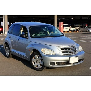 クライスラー(Chrysler)の美車☆格安★H18年式クライスラー・PTクルーザー(車体)