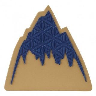 バートン(BURTON)のBURTON バートン【FOAM MAT】Mountain Logoデッキパッド(アクセサリー)