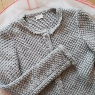 ハロッズ(Harrods)のエリザ(ハロッズ)ニットジャケット ⭐️美品(ニット/セーター)