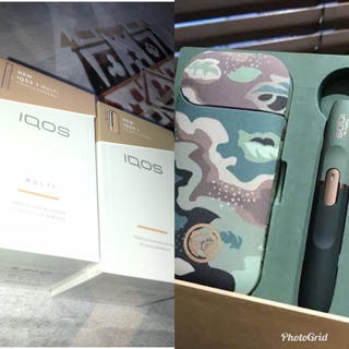 アイコス(IQOS)の計3台 IQOS3 限定IQOS (タバコグッズ)