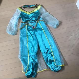 ディズニー(Disney)のアラジン ジーニー  コスプレ ジャスミン コス 衣装 美品(衣装)