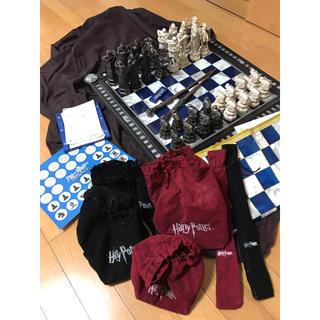 ハリーポッター デアゴスティーニ チェス(オセロ/チェス)