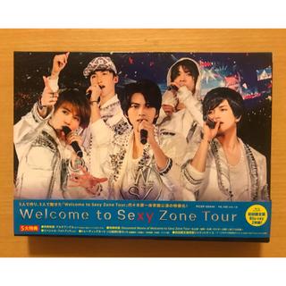 【セクゾ】Welcome to Sexy Zone Tour【Blu-ray】