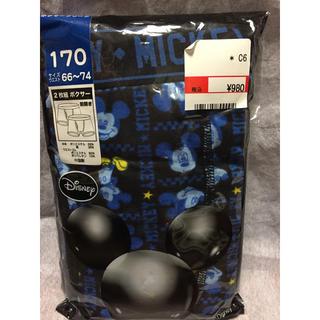 ディズニー(Disney)の新品】170  ボクサーパンツ  2枚  定価 ¥980  ディズニー  ②(下着)