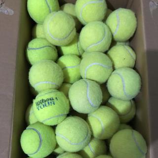 中古 テニスボール 100球(ボール)