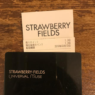ストロベリーフィールズ カード