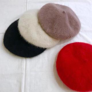 カオリノモリ(カオリノモリ)のカオリノモリベレー帽(ハンチング/ベレー帽)