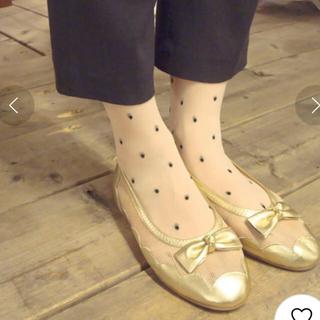 エフトゥループ(F-TROUPE)のF-TROUPE☆フラットシューズ 靴 サンダル(バレエシューズ)