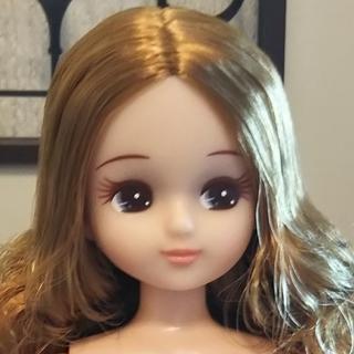 リカちゃんキャッスル 濃い金髪  カーリー リカちゃん